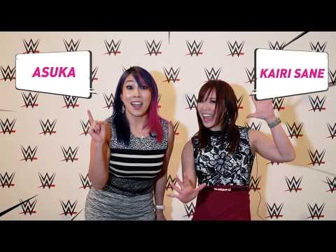 WWE Kabuki Warriors' Chemistry Challenge | StarHub Entertainment
