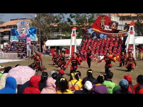 2014 Satit Nu Sport Day Red Caribbean