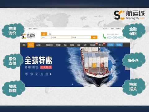 Shippingcity.COM  on MIT&HARVARD&STANFORD Innovation Forum(CHINA)