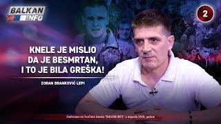 INTERVJU: Zoran Branković Lepi - Knele je mislio da je besmrtan i to je bila greška! (26.8.2018)