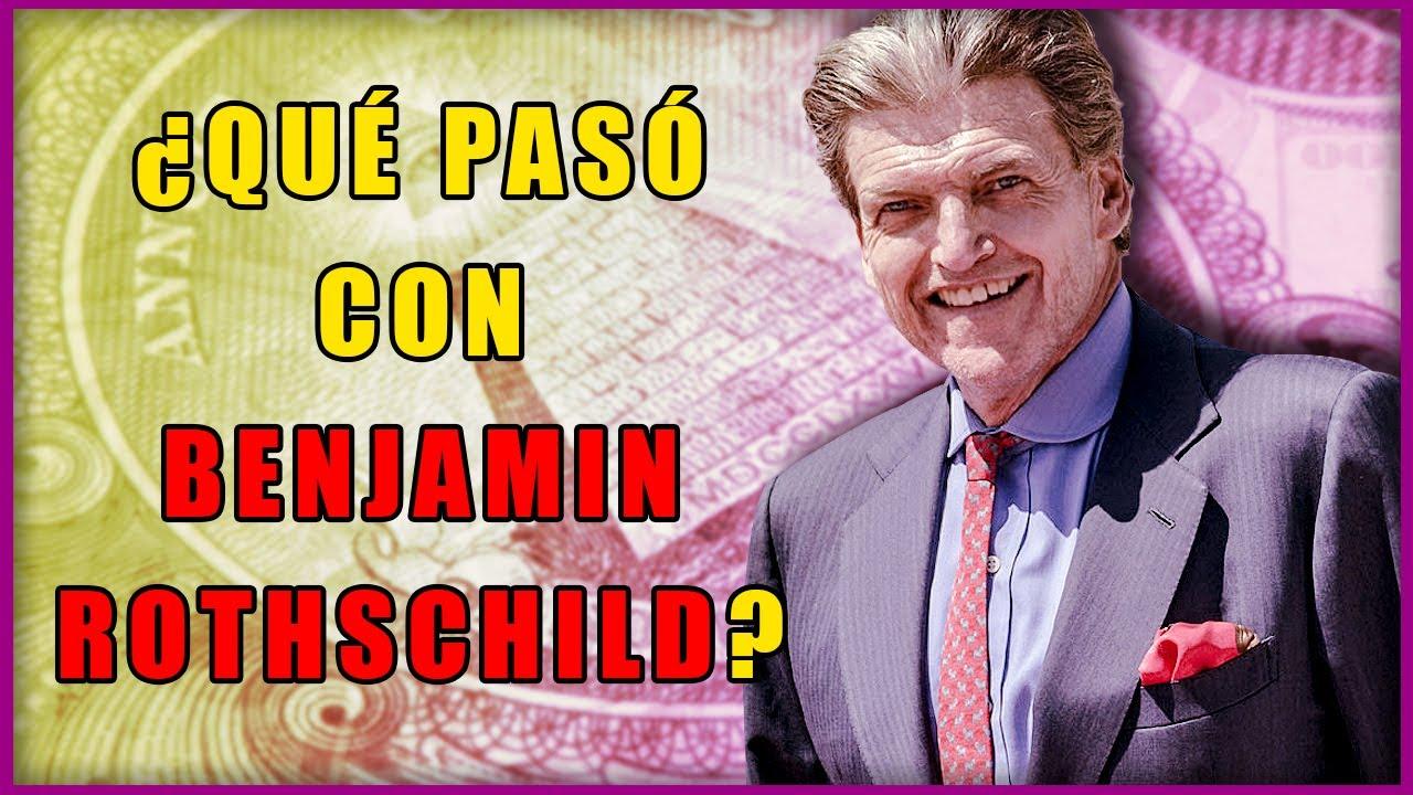 ¿Qué Pasó con Benjamin de Rothschild? El Banquero Más Poderoso de Francia
