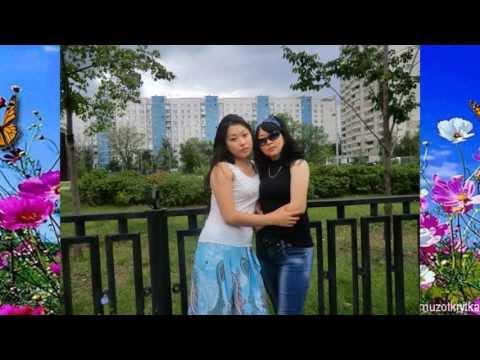 Фото слайд.Мама и дочка.