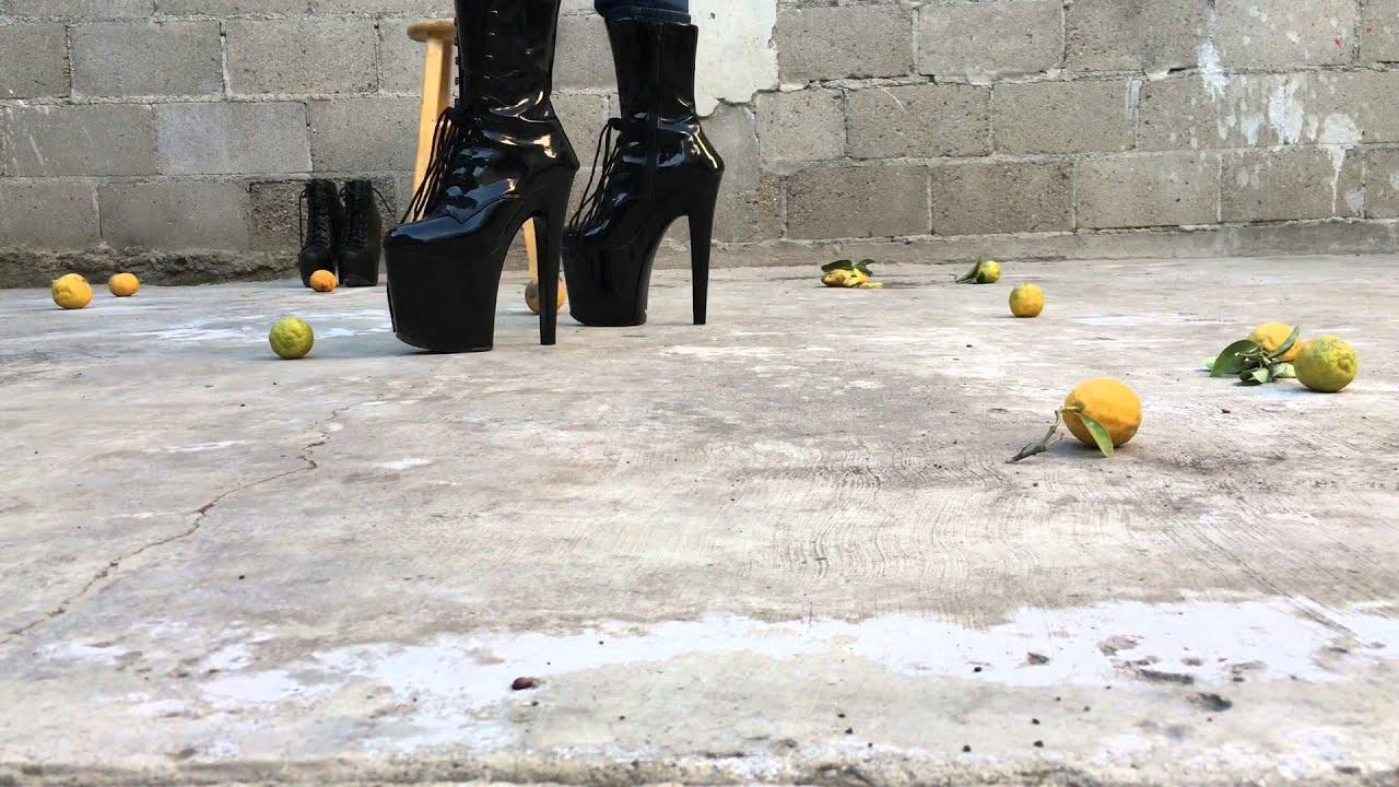 Big Platform Heels
