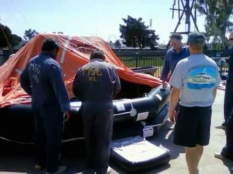 STCW Basic Safety at MSC in San Diego