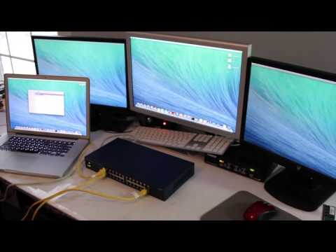 Netgear JGS524V2 24 Port Gigabit Switch Unboxing