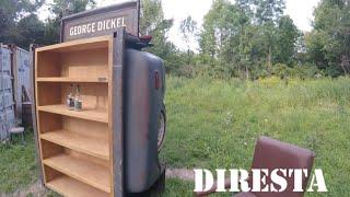 ✔ Diresta Truck Bed Display