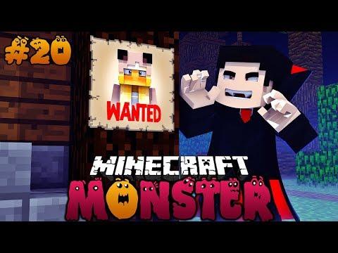 WIR WERDEN IN DER MONSTER STADT GESUCHT! ✿ Minecraft MONSTER #20 [Deutsch/HD] thumbnail