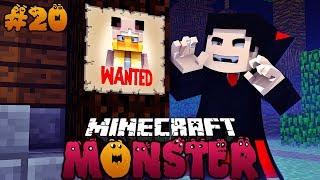 WIR WERDEN IN DER MONSTER STADT GESUCHT! ✿ Minecraft MONSTER #20 [Deutsch/HD]
