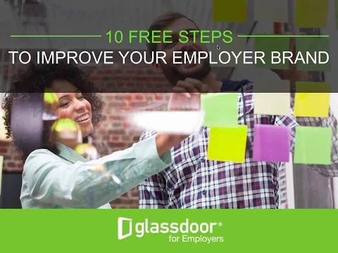 Webinar: 10 Free Steps to Improve Your Employer Brand