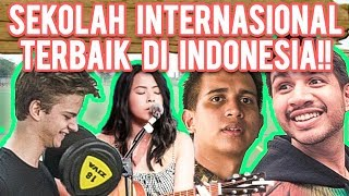 School Tour Episode 2 Part 1 | British School Jakarta | SkinnyIndonesian24