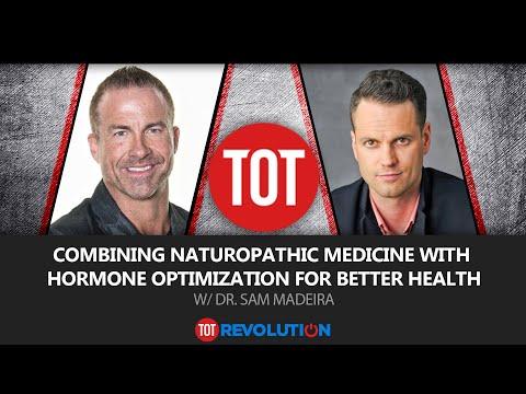 Combining Naturopathic Medicine With Hormone Optimization w/Dr. Sam Madeira