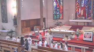 Gottesdienst Visp - 4. Sonntag der Osterzeit - Erstkommunion 6/7