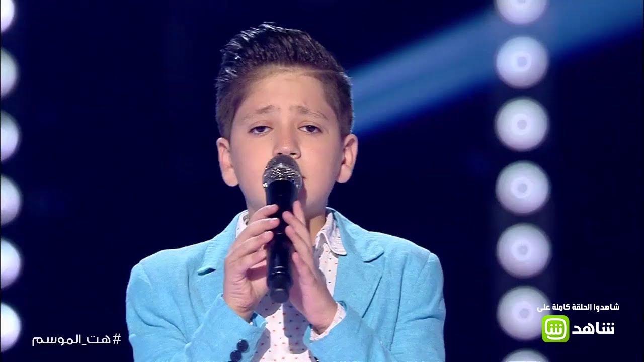 عبدالرحيم الحلبي يثير إعجاب الجمهور بأغنية