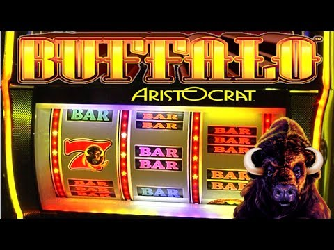 Buffalo slot machine