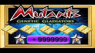 Hack Mutants Genetic Gladiators 2017- Free Gold and Credits