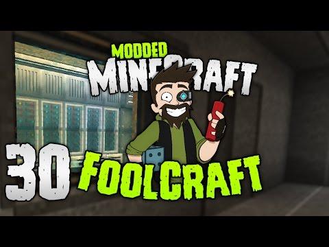 Minecraft: FOOLCRAFT   LOVE IS DE-TAILS!    #30   Modded Minecraft