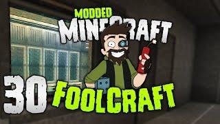 Minecraft: FOOLCRAFT | LOVE IS DE-TAILS!  | #30 | Modded Minecraft