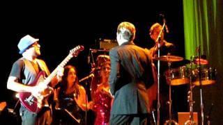 CRISTIAN CASTRO - Perdoname Mi Amor Por Ser Tan Guapo (SJ Civic Auditorium 08/06/2011)