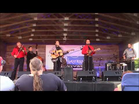 """THE MALPASS BROTHERS @ Lakes Bluegrass Festival """"The Farmer's Daughter"""""""