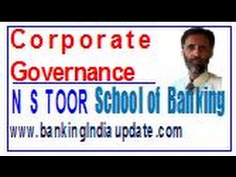 Corporate Governance - Indian Banks & Sub-prime Crisis