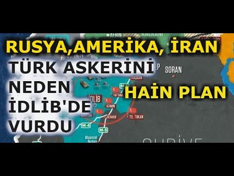 Kanka Olduğumuz Rusya Neden Askerimizi Vurdu ( Plan üstüne Plan )