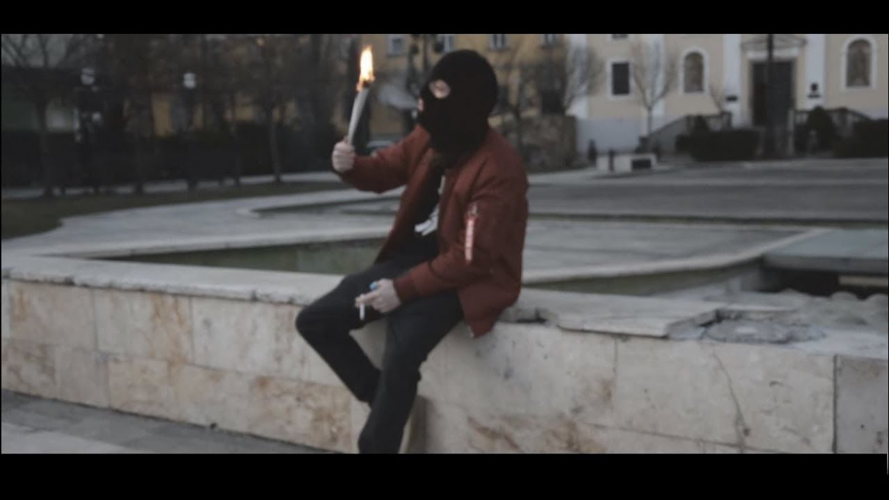 Brian MvZiK - #NEMÉRTED (Video Shot)
