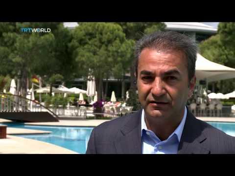 Money Talks: Turkey's tourism industry, interview with Muhammed Ammash