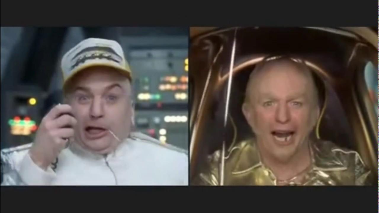Austin Powers Goldmember Cb Radio Scene Youtube