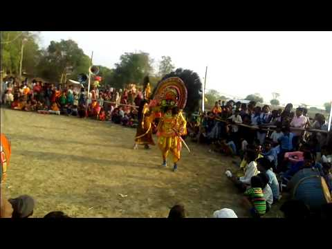 Chhounach purulia jhumur and chhou dance...