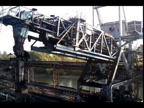 Loading coal on MV Bulk carrier 2