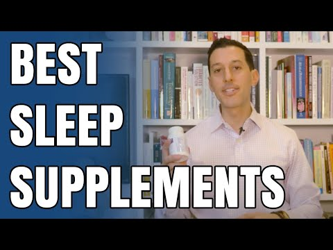 Best Sleep Supplement (Deep Sleep Protocol For Insomnia)