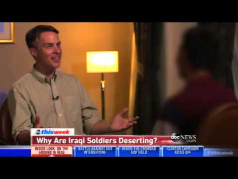 Iraqi Soldier to Terry Moran: If U.S. Soldiers Return, We'll Fight Them As Well As ISIS