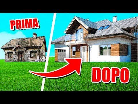 La mia casa diventata una villa di lusso house for Arredi di lusso casa