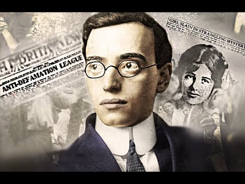 You Need to Watch This Before History is ERASED | (Leo Frank Trial & the ADL)