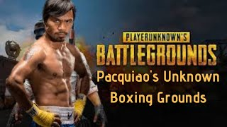 Serious Troll Media X TOTCHITO GAMING PUBG (PLAYER UNKNOWN'S BOXING GROUNDS)