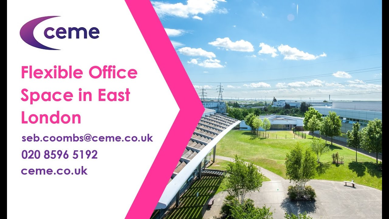 CEME Business Campus | Videography | Location
