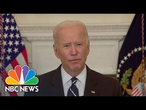 Biden Announces New Vaccine Mandates For Millions of Americans