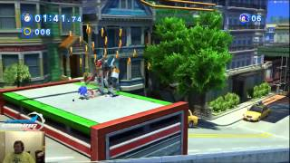 Sonic Generations - Sonic Generations (PC)Djinn8345 plays Sonic pt 4 - User video
