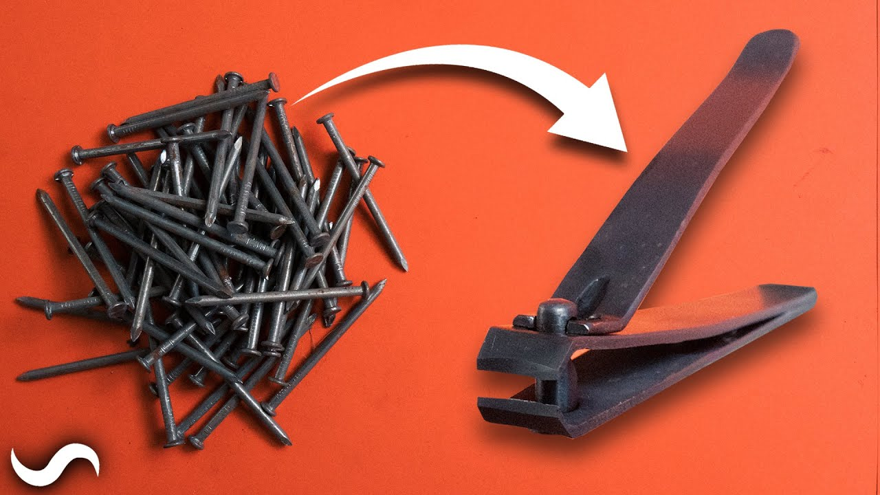 Download Turning Nails into Nail Clippers!!!