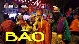 Trực tiếp BÃO tại Hà Nội Việt Nam vô địch