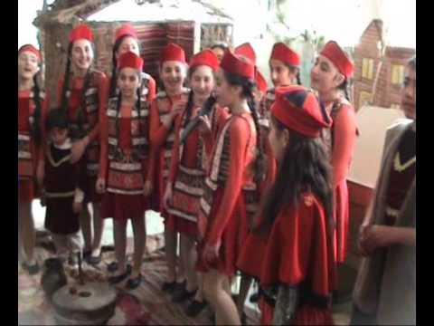 Կարմիրգյուղի N2 միջն. դպրոց Զատիկ 2015 Մաս3
