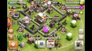 Best base Clash of Clans Town Hall 5 Episode new 2014