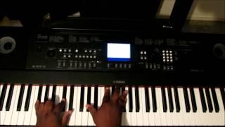 Back at One Piano Tutorial- (Brian McKnight)
