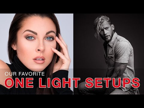 Our Favorite ONE LIGHT SETUPS! - TGIK Ep 24
