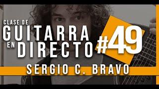 Guitarra En Directo #49 - Acordes De Tres Cuerdas (parte 3). Mapa de las Estrellas con Notas