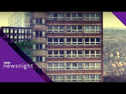 The north-south divide in the UK's asylum system - BBC Newsnight