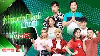 Nhanh Như Chớp 2019 ( Mùa 2 ) Tập 21 Full HD
