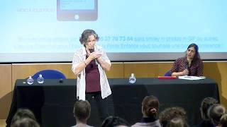Conférence Isabelle Filliozat, accueillir les émotions du tout petit, #tpep 2017