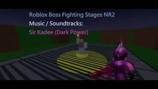 Sir Kadee (Dark Power) - Roblox Boss Fighting Stages NR2 Music/Soundtrack HD