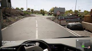 TBS #1 | Preparo Mi Primer Bus Para Trabajar En Fuerteventura España | Tourist Bus Simulator